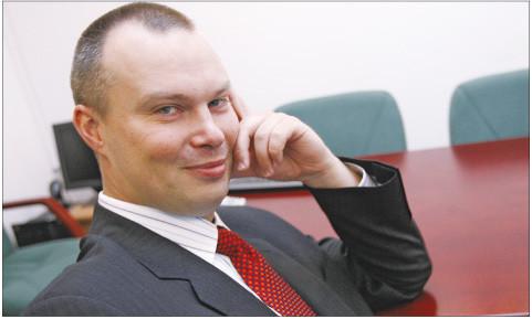 Mariusz Hildebrand, prezes zarządu Biura Informacji Gospodarczej InfoMonitor