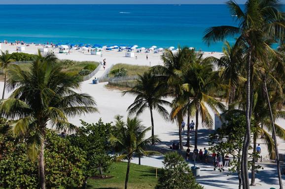 Majami je poznat po prelepim plažama
