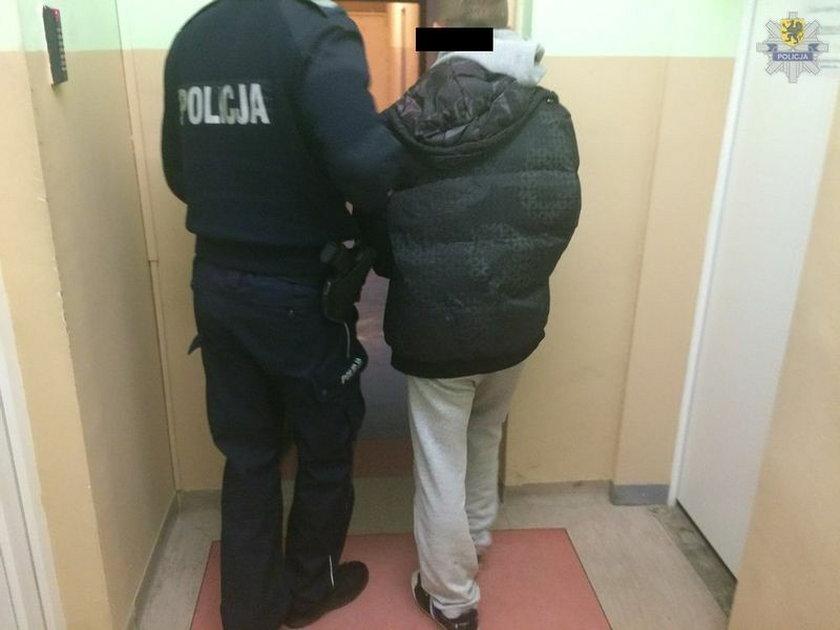 20-latek zatrzymany po pijaku