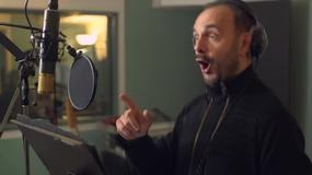 """Asteriks i Obeliks: Osiedle bogów"": Arkadusz Jakubik o pracy nad filmem"