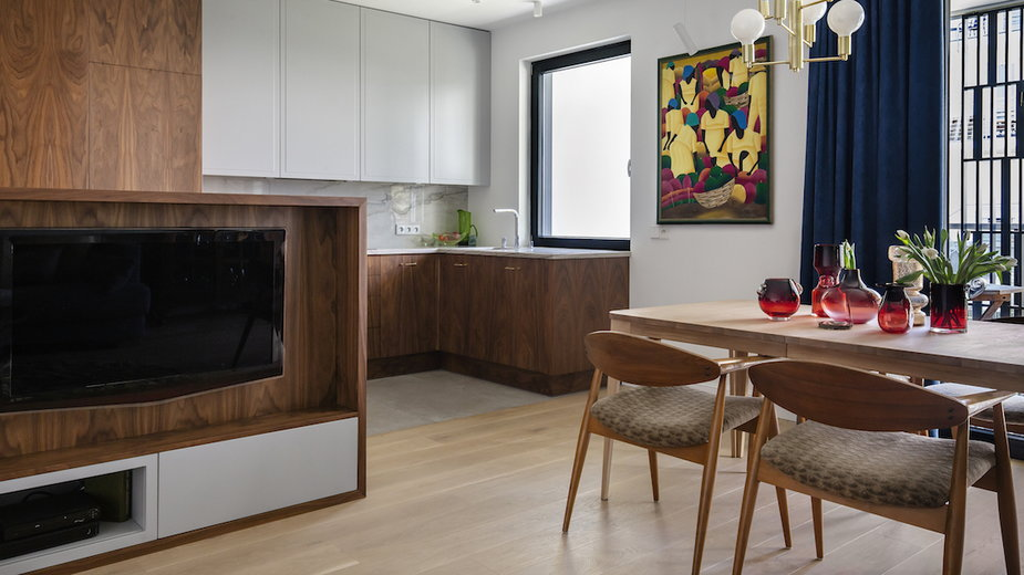 Apartament z artystyczną duszą. Świetne wnętrze prosto z Gdyni!