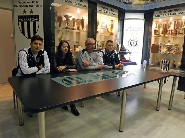 Vaterpolo Partizan