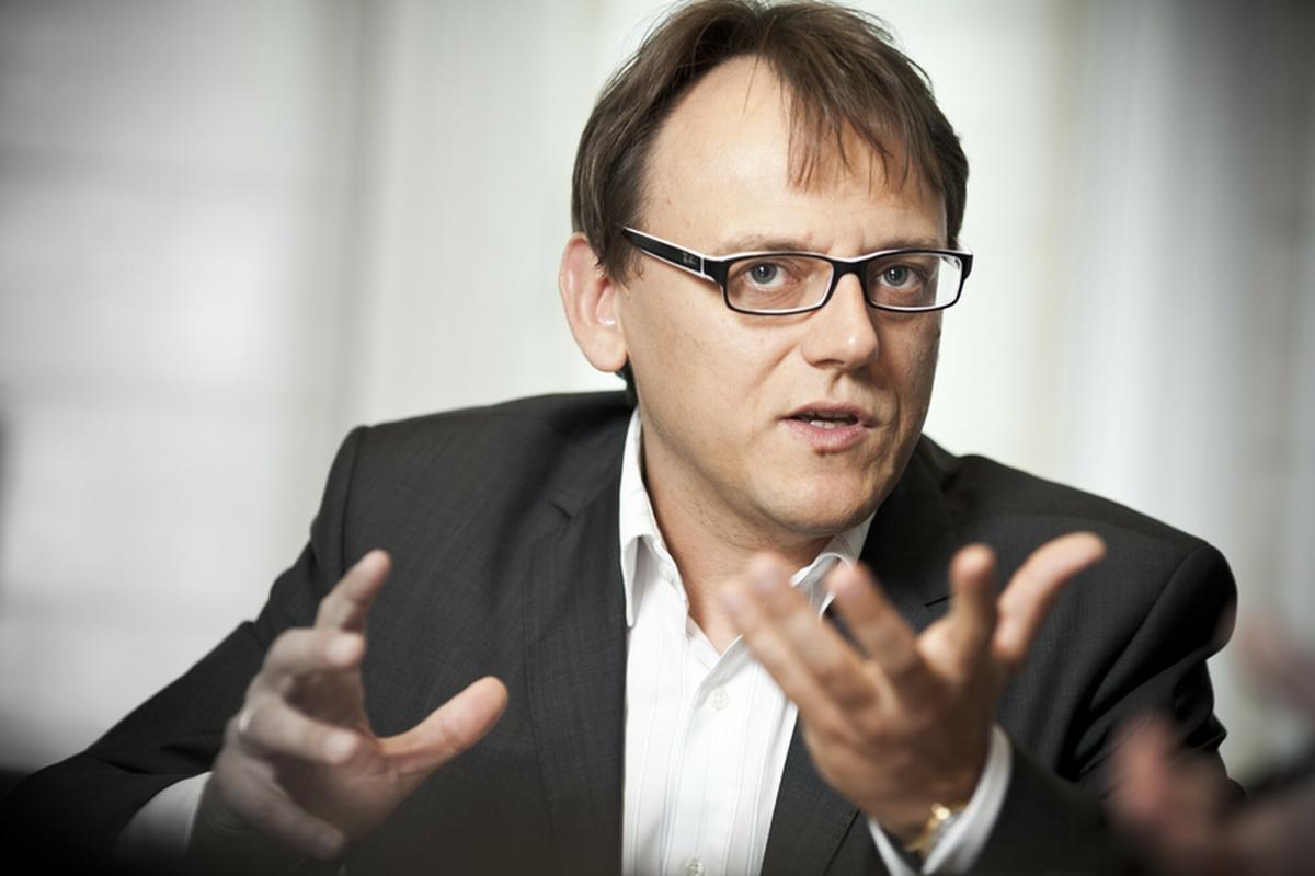 Michał Jarski, wiceprezes Wheel Systems na region EMEA i Azji
