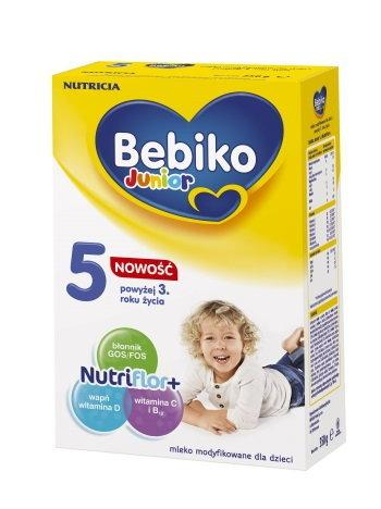 Bebiko Junior 5 NutriFlor+