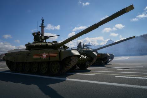 Ruski tenk T-90
