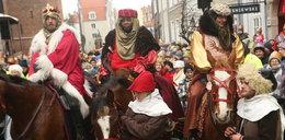 Ależ było kolorowo! Orszak Trzech Króli w Gdańsku
