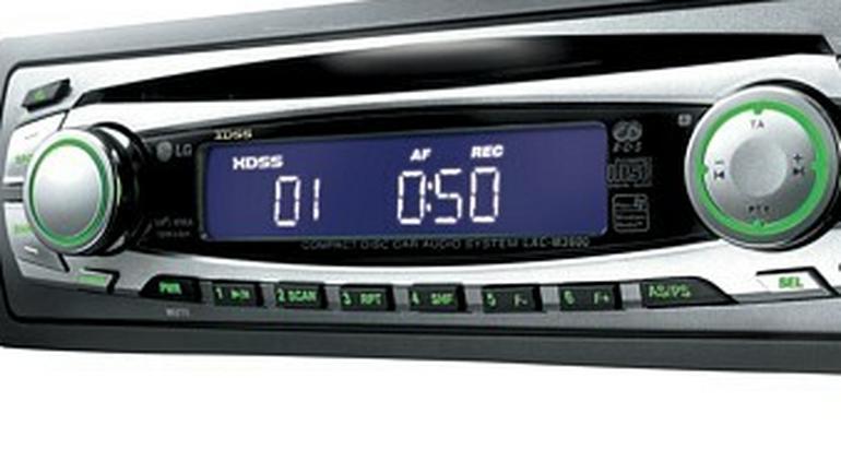 Nowe radioodtwarzacze LG