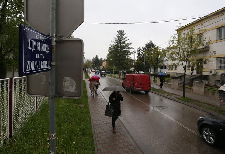 Ulica Zdrave Korde Banjaluka