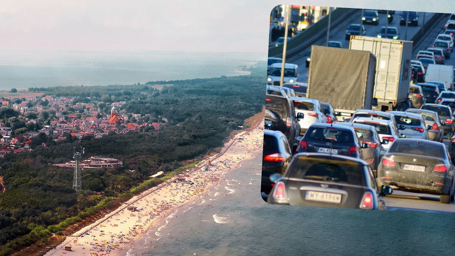 Sobotni protest w drodze na Hel. Kierowcy muszą uważać na korki
