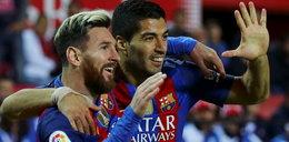 Messi i Suarez kontra robot!