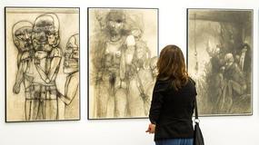 Beksiński, Siudmak, Olbiński na wystawie realizmu magicznego