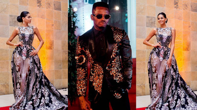 Top model Jihan Dimack sets the record straight on alleged relationship with Diamond Platnumz