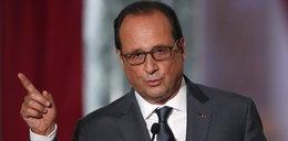 """Prezydent Francji: """"Bombardowania Syrii będą konieczne"""""""