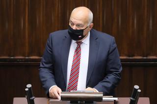 W Sejmie debata nad budżetem 2022 r. 'Zaprzeczenie zdrowego rozsądku', 'pięć oszustw'