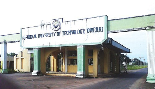 Federal University of technology, Owerri (FUTO) (Sunnewsonline)