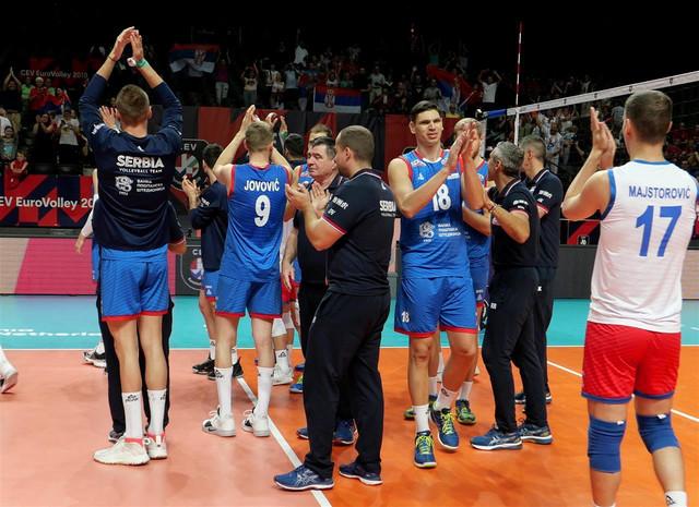 Odbojkaška reprezentacija Srbije, odbojkaška reprezentacija Češke