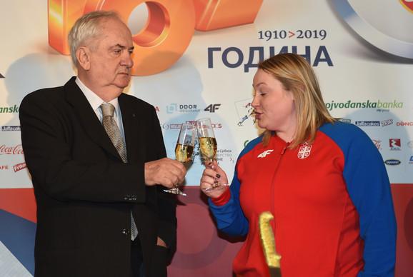 Neka je sa srećom u 110. godini postojanja srpskog olimpizma!