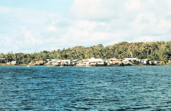 Kolonija, glavni grad ostrva Jap
