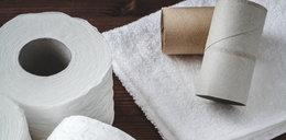 Nie wyrzucaj rolek po papierze toaletowym. Oto dlaczego