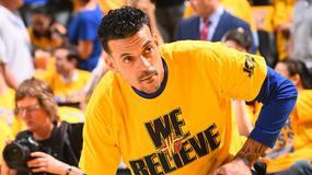 Wzruszający wpis koszykarza Golden State Warriors