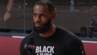 «Nous avons peur en tant que Noirs» - LeBron James donne une interview percutante sur les tirs sur Jacob Blake