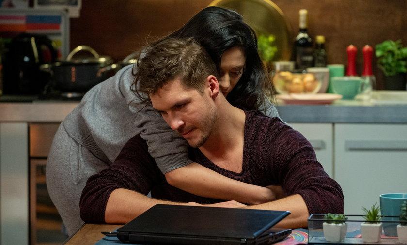 """""""M jak miłość"""". Iza i Marcin po raz kolejny będą rozmawiali o rozwodzie. Czy w końcu zmienią zdanie?"""
