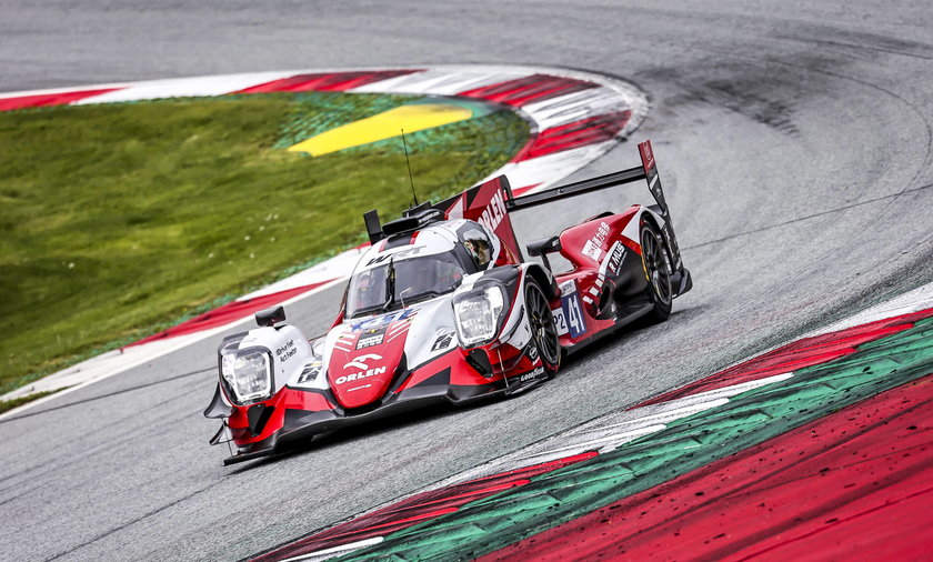 Endurance - 2021 4 Hours of the Red Bull Ring, 2nd round of the 2021 European Le Mans Series, spielb