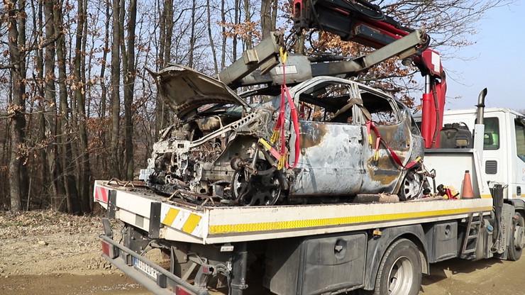 Zoran Egerić izgoreo je u automobilu