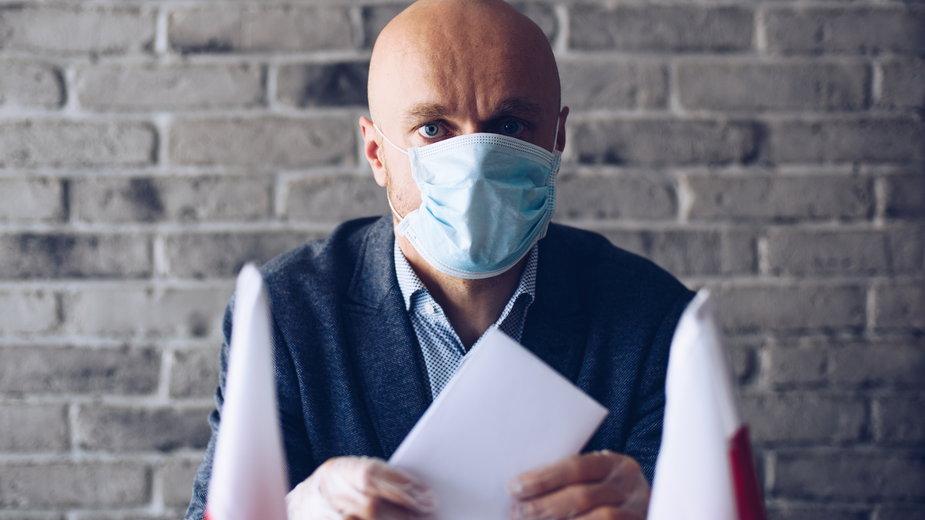 Sondaż: wyborcy nie boją się koronawirusa