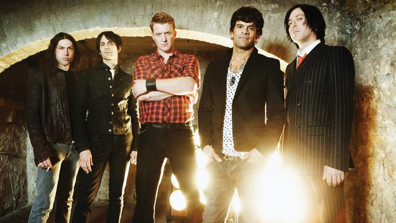 Queens of the Stone Age (fot. mat. prasowe)
