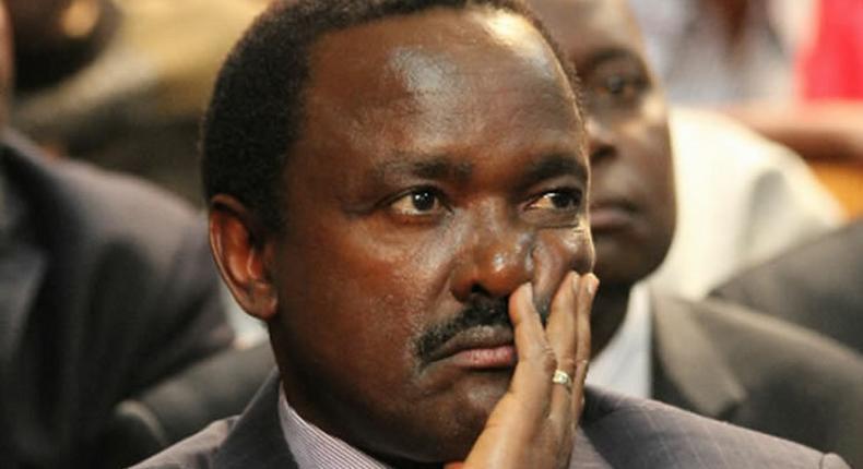File image of Kalonzo Musyoka