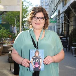 Dominika Gwit na premierze swojej książki