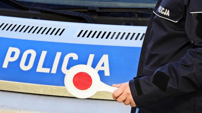 Komendant po służbie zatrzymał pijanego motorowerzystę