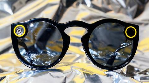 Snapchat Spectacles - Citi używa okularów Snapa do rekrutacji
