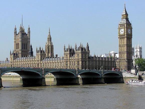 Na britanski parlament izvršen sajber-napad