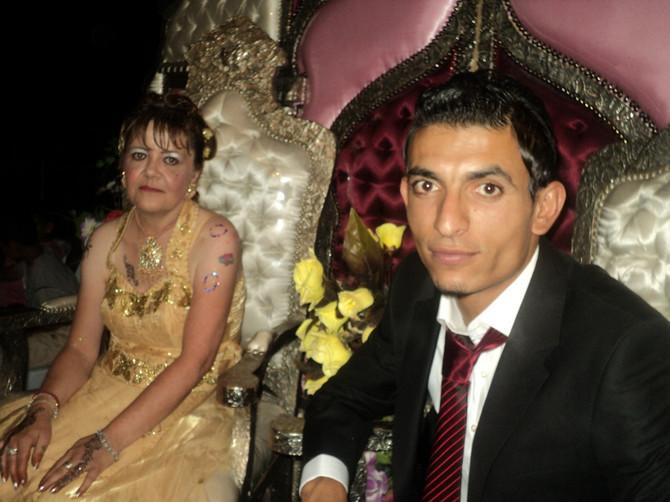 Mišeč i njen bivši muž Remi, na kojeg je potrošila ušteđevinu od 18.000 funti