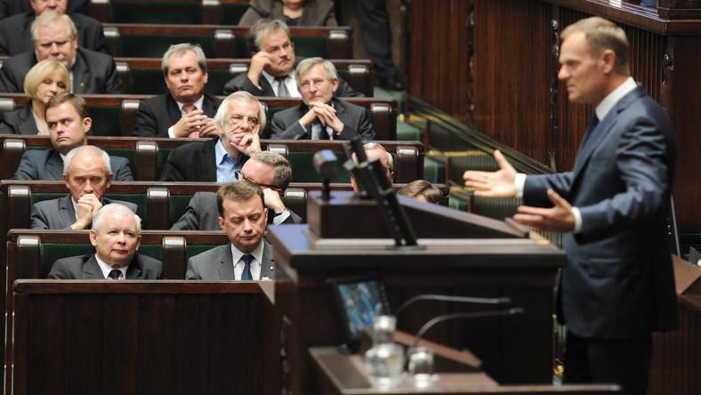 PO złożyła w Sejmie projekt dotyczący tzw. mowy nienawiści