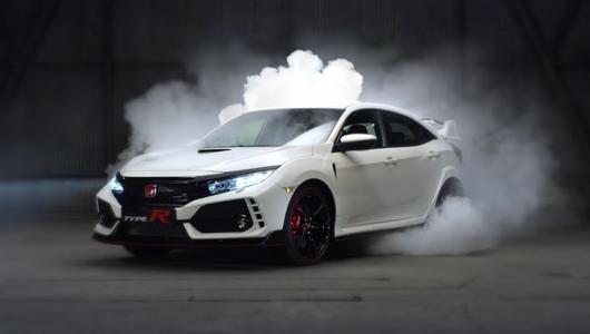 Posłuchajcie jak brzmi nowy Civic Type R