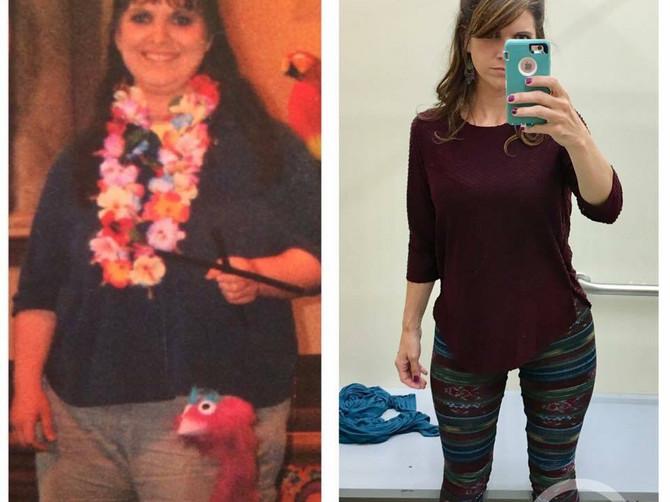 Imala je 118 kilograma, a onda je rešila da promeni sve: Jela je samo OVE 3 namirnice i smršala 60 kilograma
