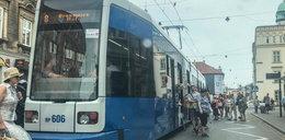 Tłok i ścisk w tramwajach. Zmian w rozkładach nie będzie!