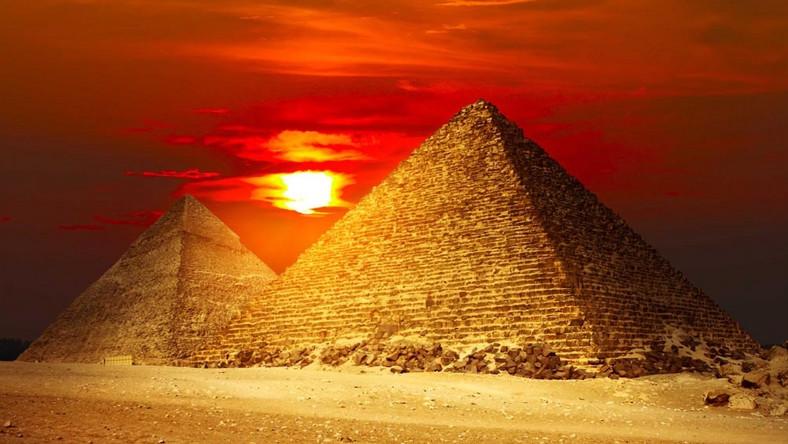Połączyć się w Kairze w Egipcie