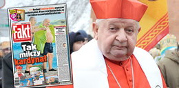 Śledztwo Watykanu trwa, Jego Eminencja Kard. Dziwisz pluska się w Chorwacji [dziś w Fakt.pl, jutro w gazecie Fakt]