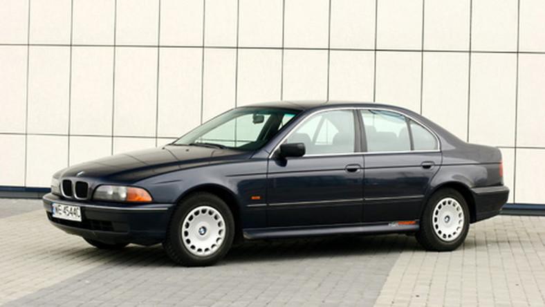 Poważnie BMW E39 (Seria 5) - prestiż musi kosztować VX27