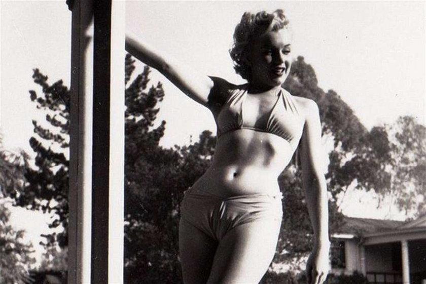 Marilyn Monroe: Nieznane zdjęcia u progu kariery