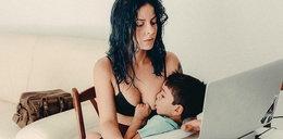 Szok! Matka karmi piersią 4-latka. Jak odpowiada hejterom?