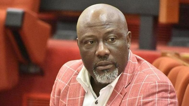 Senator Dino Melaye is embroiled in several disputes with the law