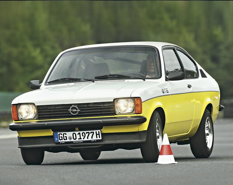 Kadett C GT/E to naprawdę dobre auto, a do tego jak najbardziej sportowy samochód.