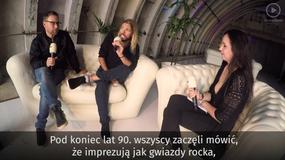 Foo Fighters: trójka dzieci wykańcza bardziej niż bycie gwiazdą rocka