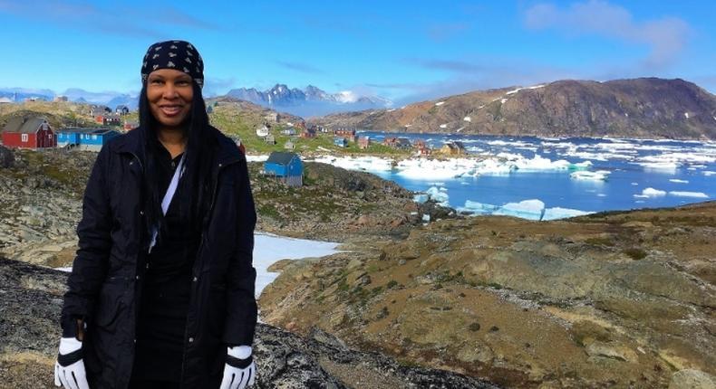 Woni Spotts in Greenland, an autonomous country of the Kingdom of Denmark (Woni Spotts)