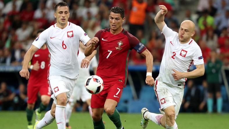 37414719e Euro 2016: Polska - Portugalia: padł rekord oglądalności - Piłka nożna